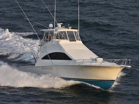 2007 Ocean Yachts 46 Super Sport Profile