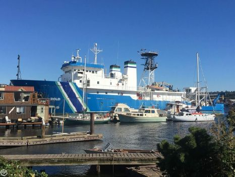 1988 Tacoma Boatbuilding Co., Inc. 224' Ocean Survey Vessel, Stalwart Class T-AGOS-12 1988 Tacoma Boatbuilding Co., Inc. 224' Ocean Survey Vessel, Stalwart Class T-AGOS-12 for sale in Seattle, WA
