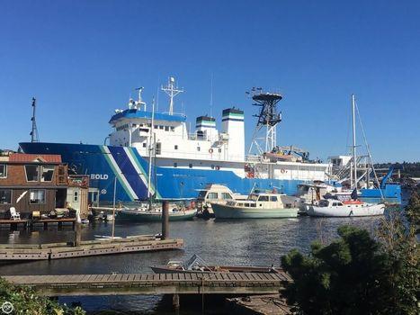 1988 Tacoma Boatbuilding Co., Inc. 224' Ocean Survey Vessel, Stalwart Class T-AGOS-12 1988 Tacoma Boatbuilding Co., Inc. 224' Ocean Survey Vessel, Stalwart Class T-AGOS-12 for sale in Seattle, WA