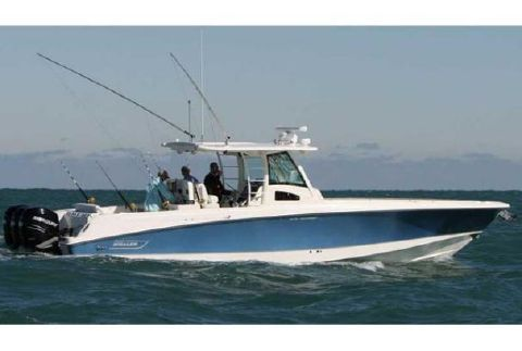 2010 Boston Whaler 370 Outrage Manufacturer Provided Image