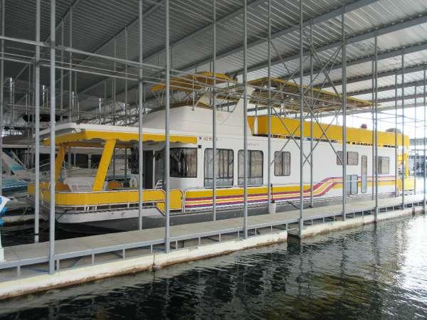 2001 Sumerset Houseboat 16 X 70