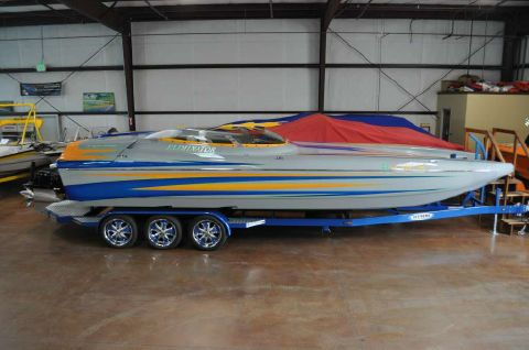 2009 Eliminator Boats 28 ft. Daytona Speedster