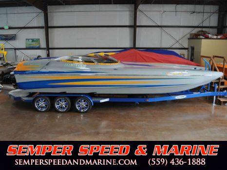 2009 Eliminator Boats 28 ft. Daytona Speedster