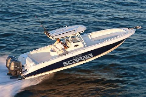 2017 Wellcraft 35 Scarab Offshore Tournament Manufacturer Provided Image