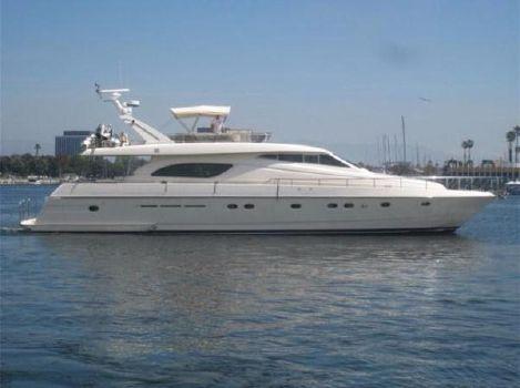 1998 Ferretti Yachts 720 motoryacht