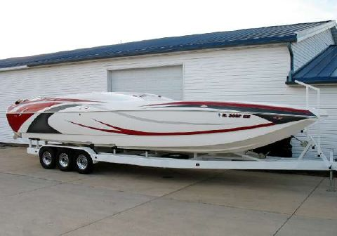 2012 Magic Powerboats Scepter 34 MCOB
