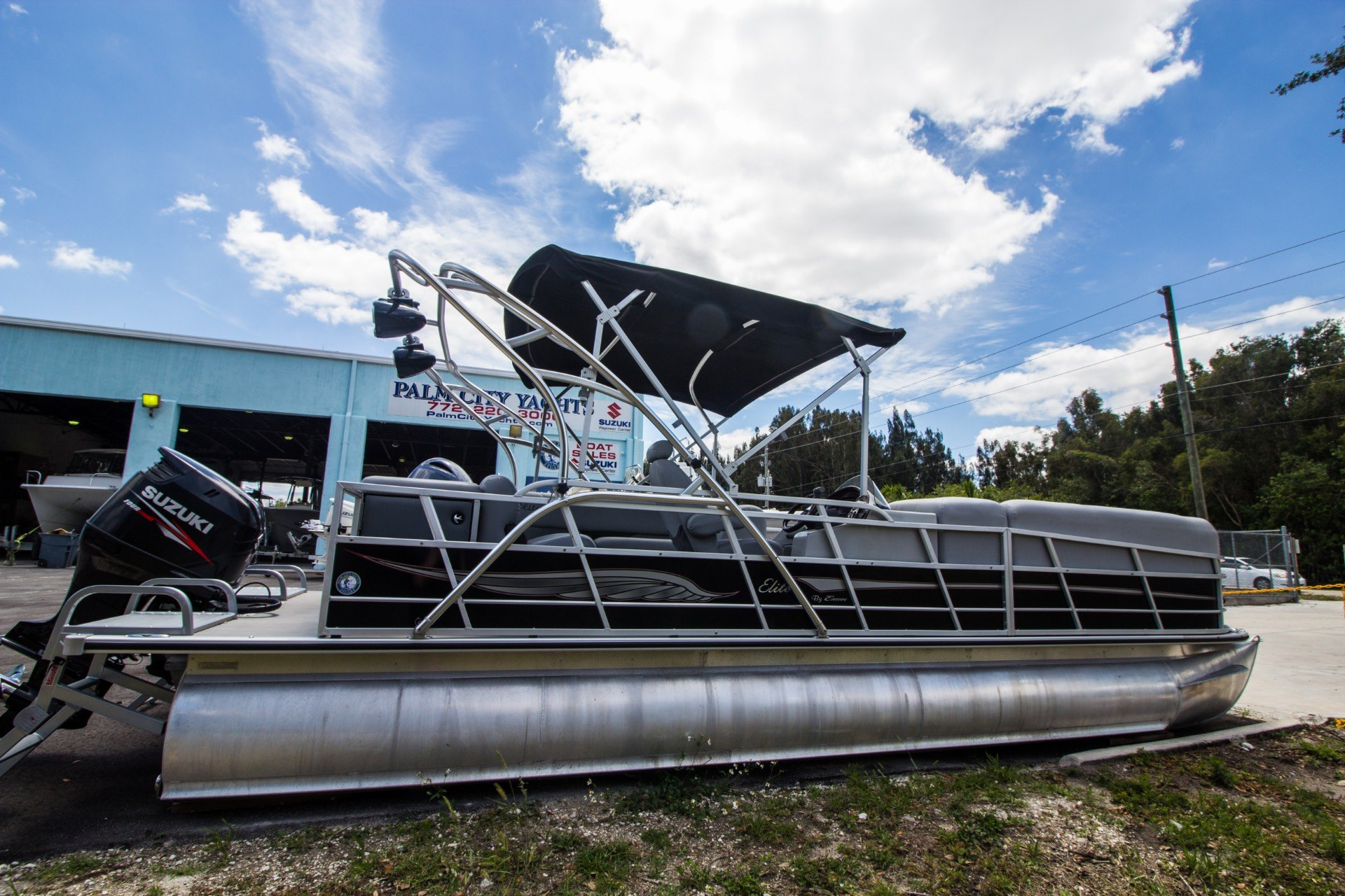 2015 Bentley Pontoons 250/253 Elite