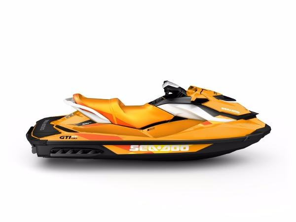New 2017 Sea-doo Gti Se 130, Rock Mt., Nc - 27804 - BoatTrader.com