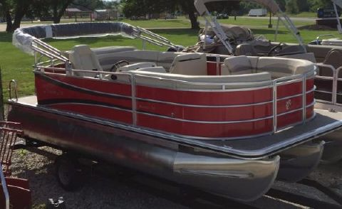 2013 G3 Boats SunCatcher Elite 326 DLX SS