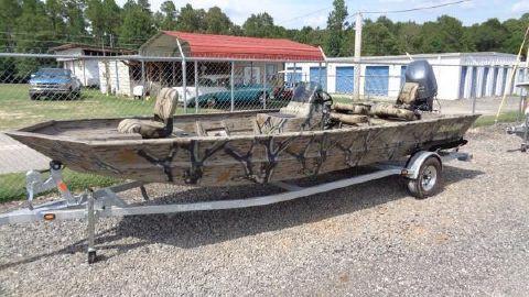 2015 Sea Ark 2060MV