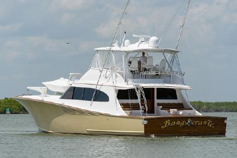 2014 Spencer Custom Carolina Yacht Fish Bangarang