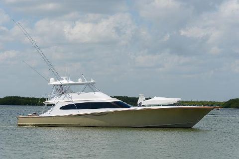 2014 Spencer Custom Carolina Yacht Fish BANGARANG, SPENCER 87
