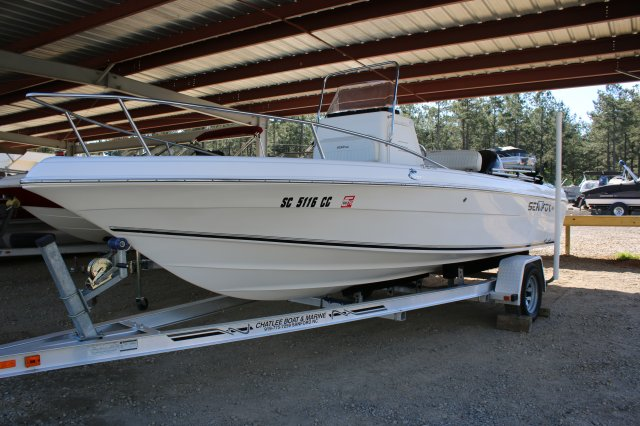 2006 seafox 197cc 19 foot 2006 motor boat in leesville for Used boat motors for sale in sc