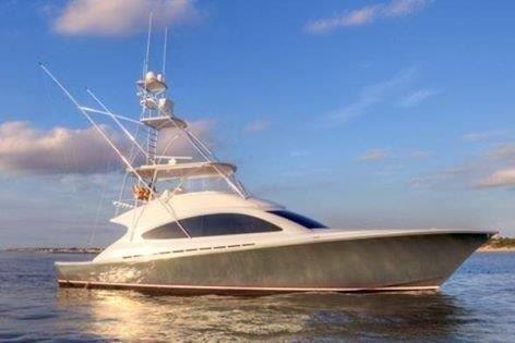 2015 Ocean Yachts 64 Makaira Profile