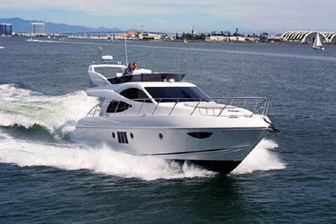 2017 Dyna Fantastic Pricing Available! Dyna 52 Hull 80 San Diego Bay