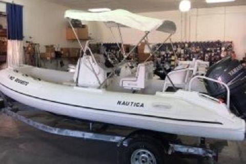 2004 Nautica International 18