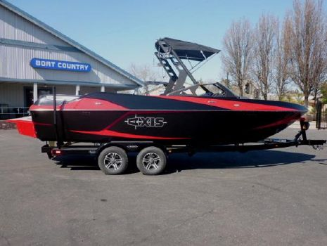 2015 Axis T23 w/ Surf Gate