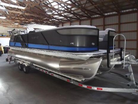 2017 Crest Pontoon Boats Caliber 250SLR2