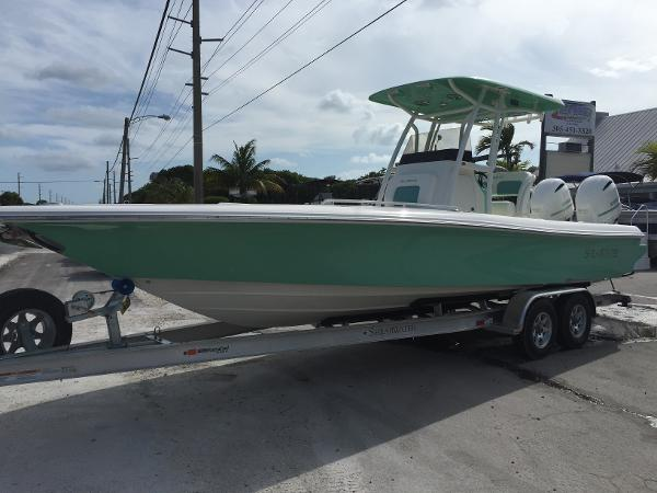 2015 ShearWater 26 Carolina