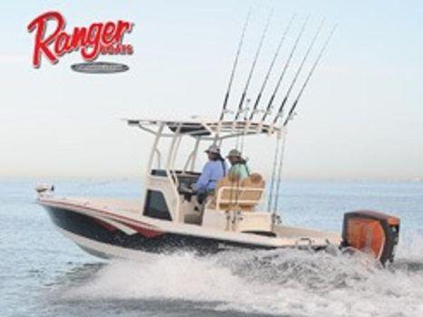 2015 Ranger 2510 Bay