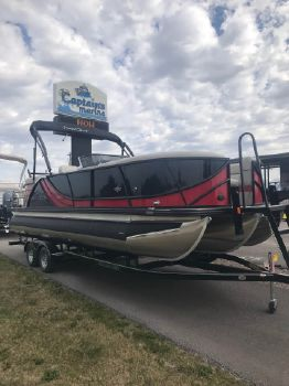 2018 South Bay 523RS DC 2018 South Bay Pontoon Boat For Sale