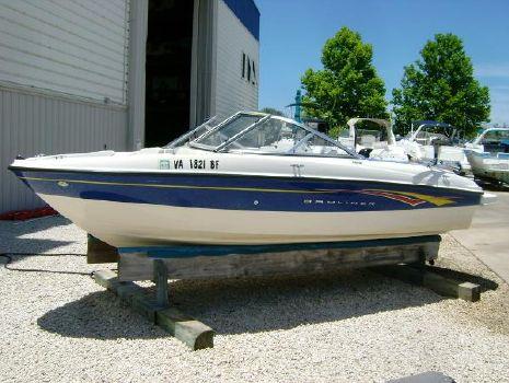 2007 Bayliner 185 Bowrider