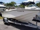 1990 HENRY O BOATS 170 Series Dual console