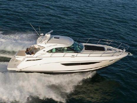 2016 Sea Ray 410 Sundancer