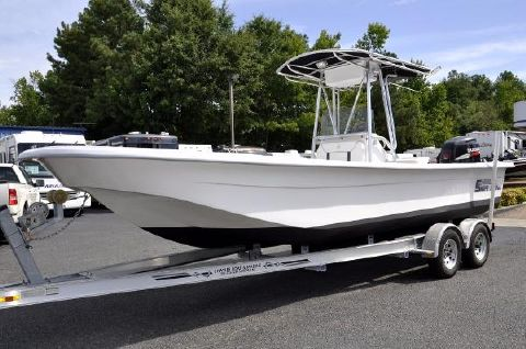 2009 Carolina Skiff 258DLV