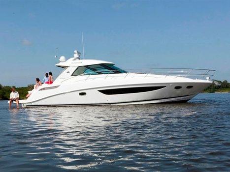 2016 Sea Ray 450 Sundancer