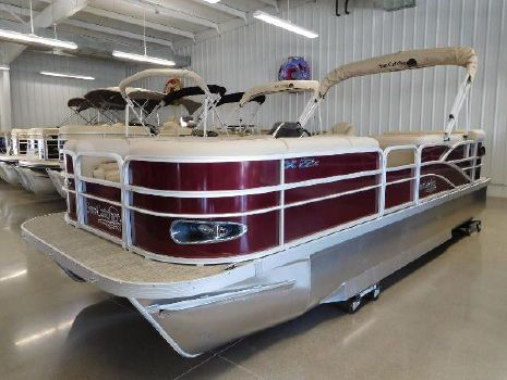 2016 G3 Boats SunCatcher X22 Cruise