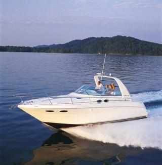 2001 Sea Ray 310 Sundancer Manufacturer Provided Image: 310 Sundancer