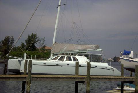 1999 Catamaran Custom Commercial Term Charter