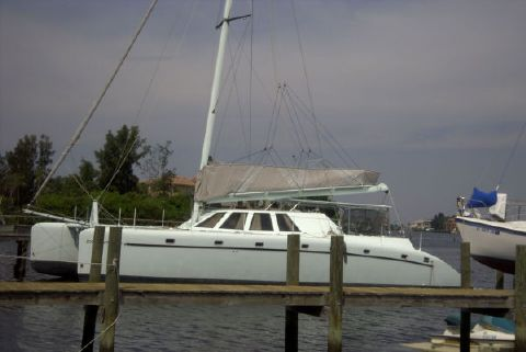 1999 Catamaran Custom Commercial Term Charter