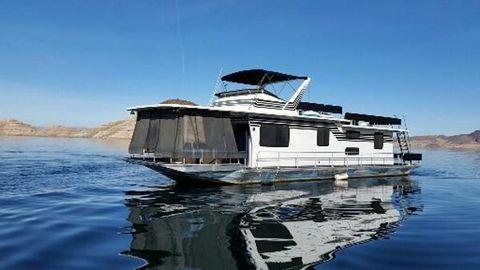 1987 Sumerset 14x60 Houseboat