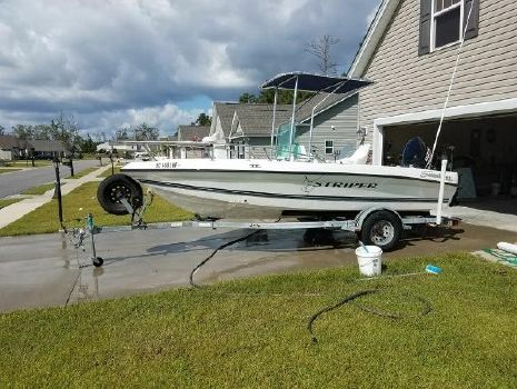 1999 Seaswirl Striper striper 1730
