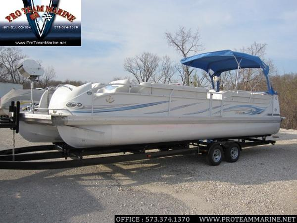 2008 JC PONTOON 306 I/O