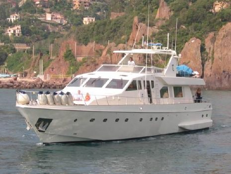 1988 Guy Couach 100 Motor Yacht