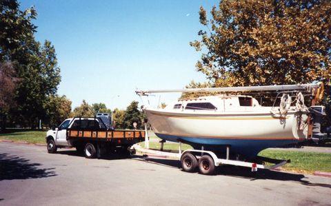 1978 Custom Balboa 27
