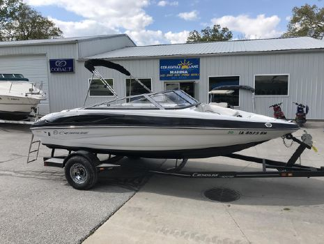 2012 CROWNLINE BOWRIDER 185 SS