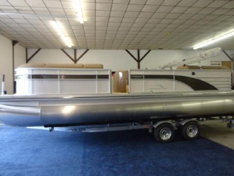 2016 Bennington 2550 GSR