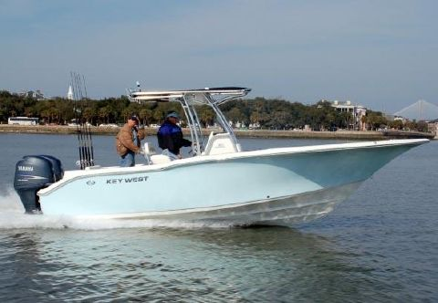 2018 Key West 244 Center Console Manufacturer Provided Image