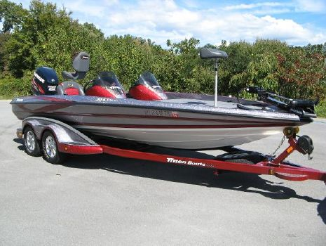 2009 Triton 20X3 Pro DC