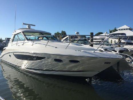 2015 Sea Ray 450 Sundancer
