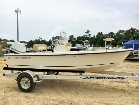 2016 Key West Boats, Inc 1720CC