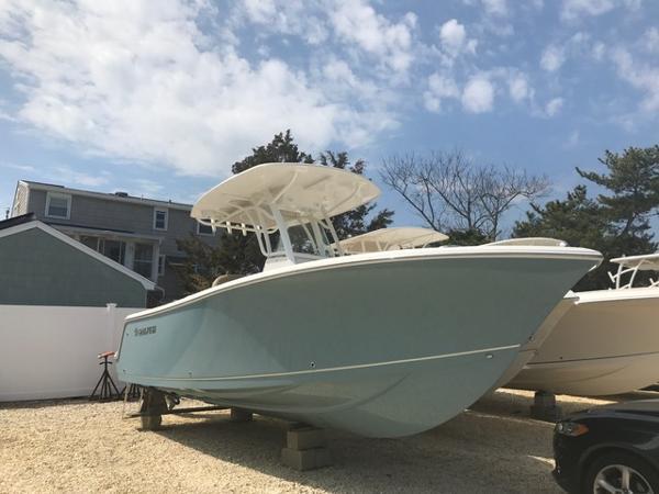 2017 Sailfish 236 CC