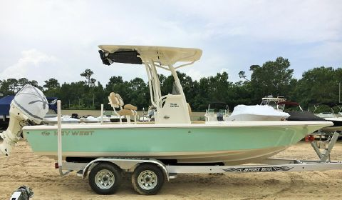 2016 Key West Boats, Inc 230 BR