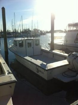 2006 C-HAWK BOATS 25 Pilot House