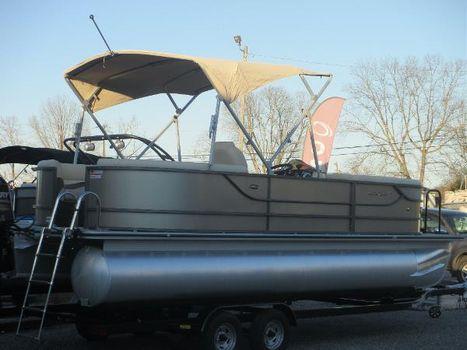 2014 Crest Pontoon Boats Crest III 230SL
