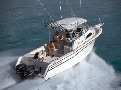 2001 Grady-White Marlin 300 Manufacturer Provided Image: Marlin 300